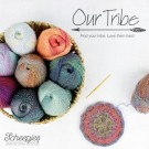 OUR TRIBE - 965 Felted Button thumbnail