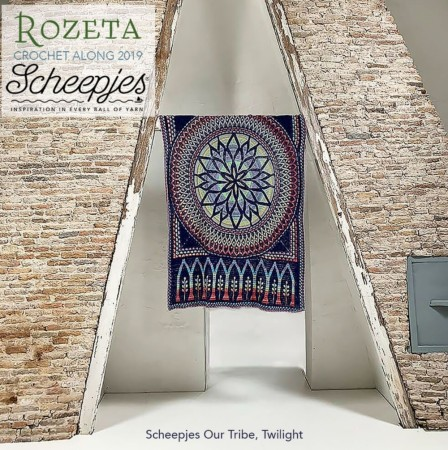 ROZETA OUR TRIBE - TWILIGHT
