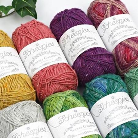 Silke blandinger