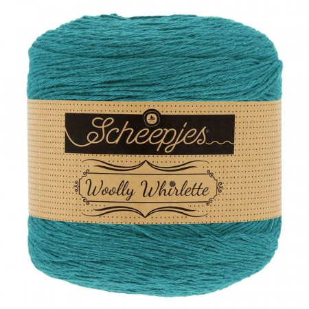 Woolly Whirlette-570 Green Tea