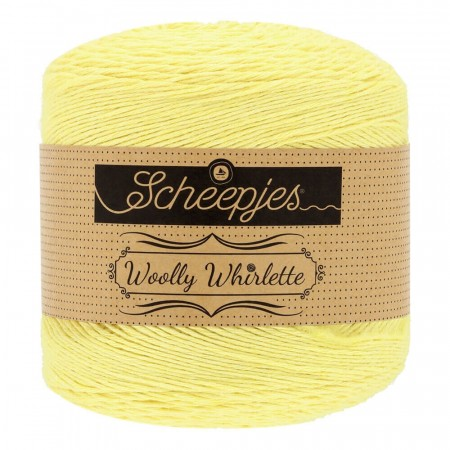 Woolly Whirlette-571 Custard