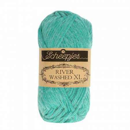River Washed XL - 992 Rhine
