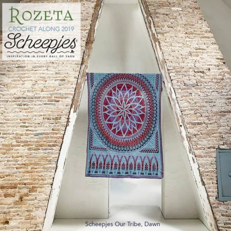 ROZETA OUR TRIBE - DAWN