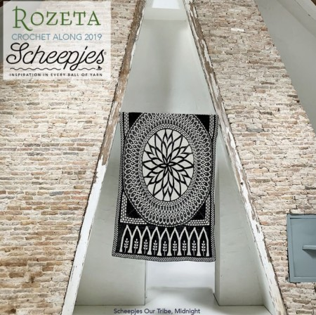 ROZETA OUR TRIBE  - MIDNIGTH
